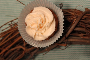 Mini Carrot Bundt Cakes