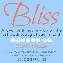 BloggerBlissButton