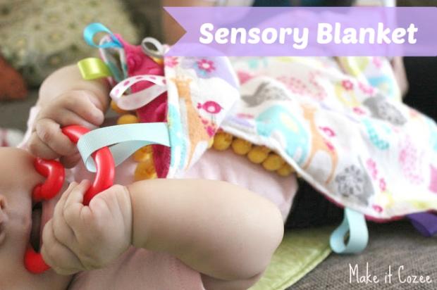 sensory blanket