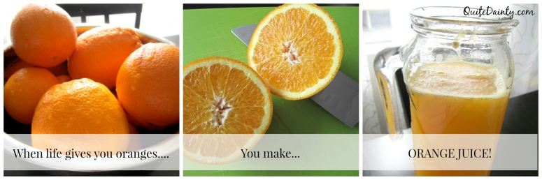Orange Juice Graphic