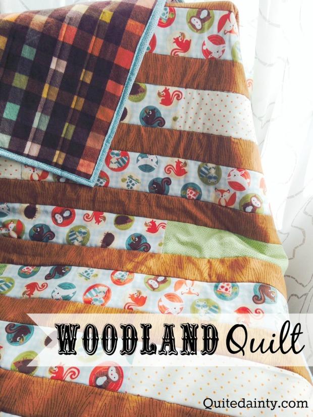 Woodland Quilt