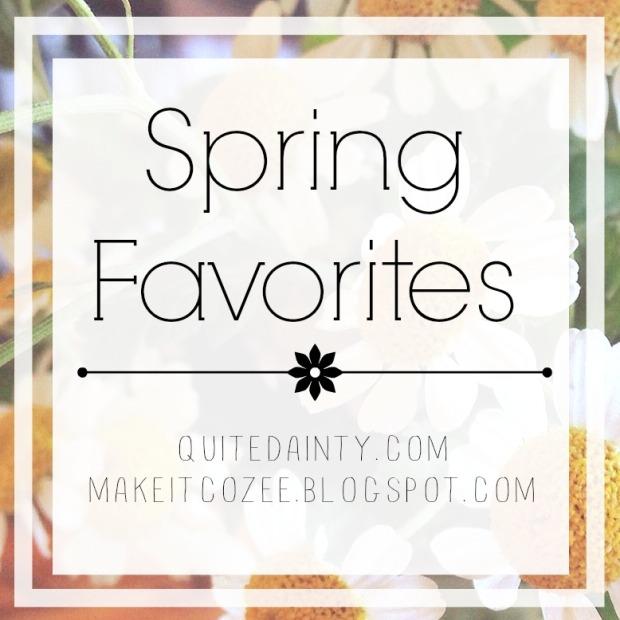 Spring Favorites - Thumbnail